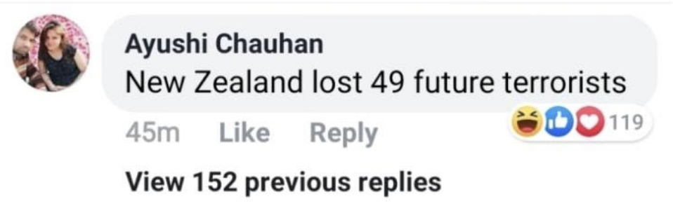 New Zealand Attack