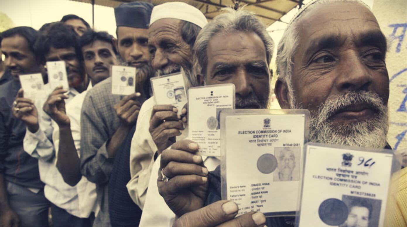 Missing Voters App